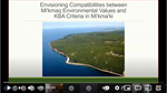 Envisioning Compatibilities between Mi'kmaq Environmental Values and KBA Criteria in Mi'kma'ki