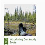 Muddy Boots - New Blog by WCS Canada Scientists!
