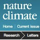 Dr. Reid Publishes in Nature Climate Change